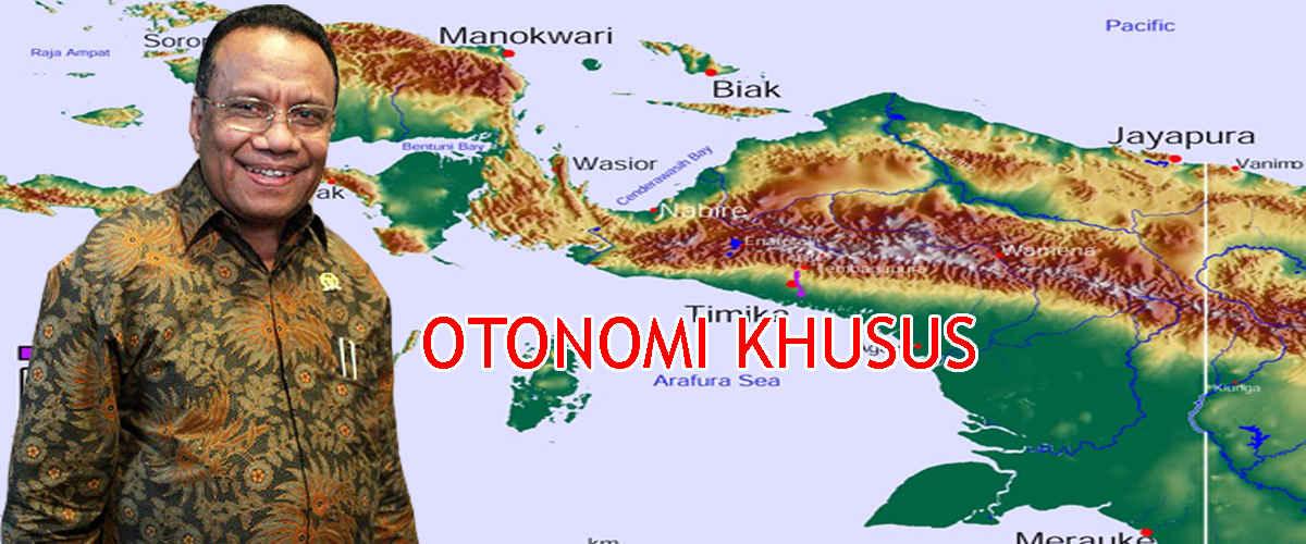 Legislator dapil Papua Sulaeman L Hamzah