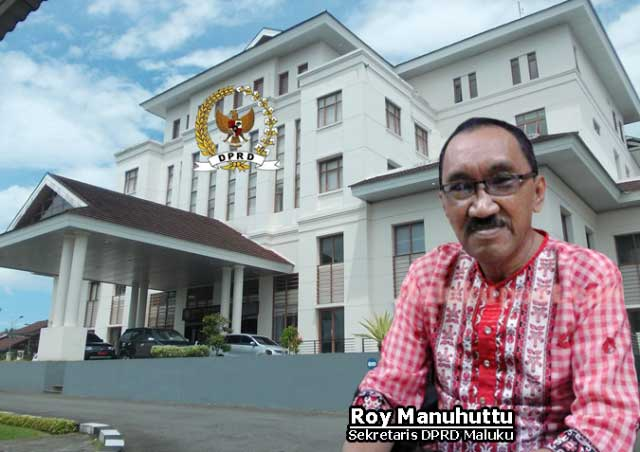 Sekwan DPRD Maluku, Roy Manuhuttu