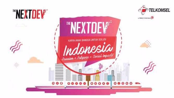 Telkomsel sasar generasi muda Indonesia Timur melalui program The NextDev on The Mission 2018