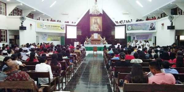 Ibadah Syukur HUT GPM ke-83 Jemaat Anugerah Langgur
