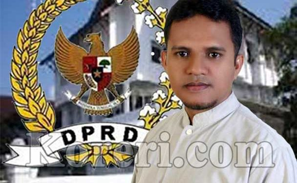 Ketua Komisi III DPRD Kota Ambon, Yusuf Wally
