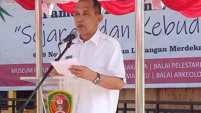 Gubernur Maluku, Ir Said Assagaff