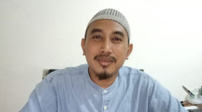 Kepala Kantor BPJS Kesehatan Bursel, Andi M. Fadli, S.Kep