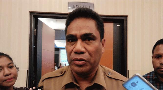 Sekretaris Daerah Provinsi Papua, T. E. A Hery Dosinaen, S.IP., MKP., M.Si