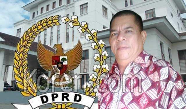 Wakil Ketua Fraksi NasDem DPRD Maluku, Herman Hattu
