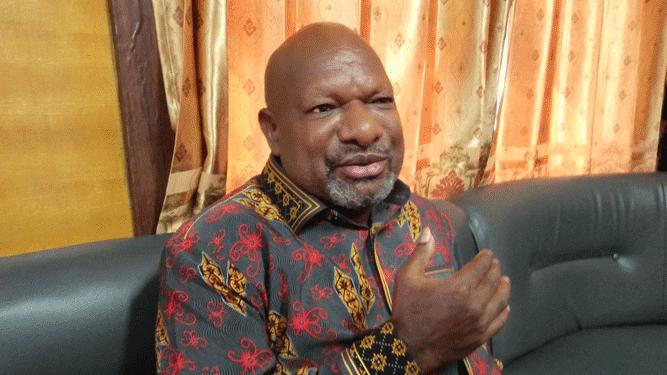 Bupati Nduga, Yarius Gwijangge