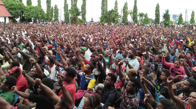 Ribuan rakyat Papua siap menggugat KPK RI