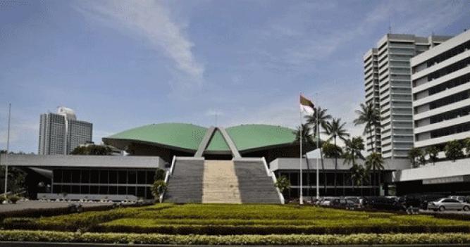 Gedung DPR RI, Jakarta