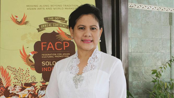 Ibu Negara RI, Ny. Iriana Joko Widodo