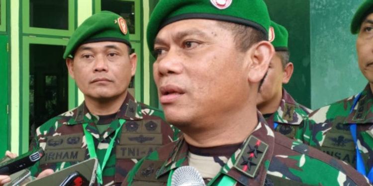 Kapendam XVII/Cenderawasih, Kolonel Inf. Muhamad Aidi