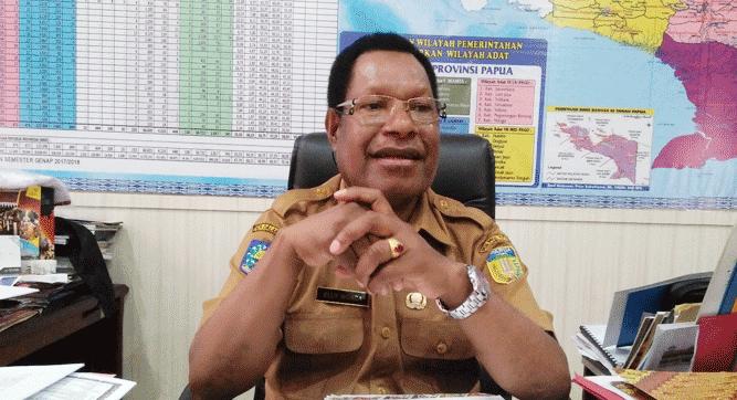 Kepala Dinas Pendidikan Provinsi Papua, Elias Wonda