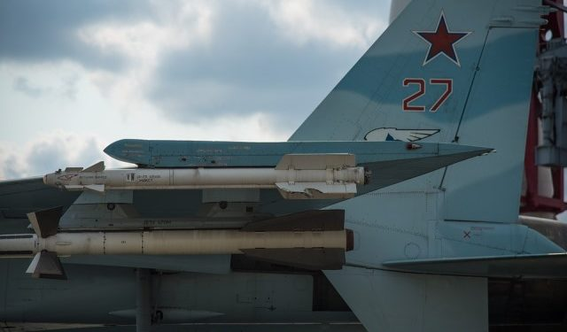Ilustrasi; Su-27