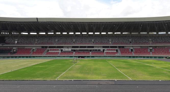 Stadion Papua Bangkit, Kabupaten Jayapura, Papua
