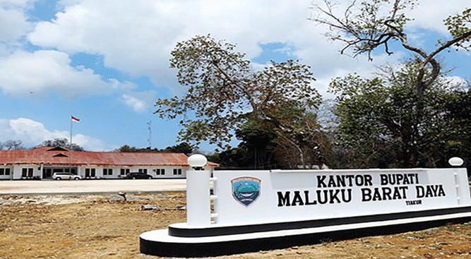 Kantor Bupati Maluku Barat Daya