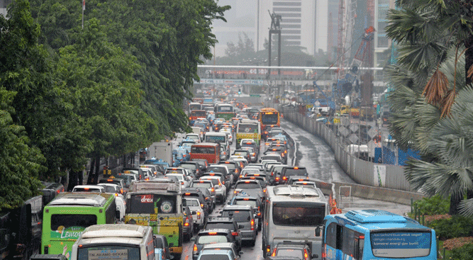 Kota Jakarta, Indonesia