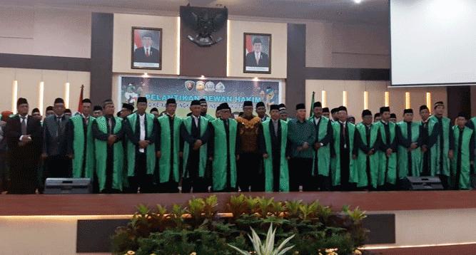 Foto bersama Dewan Hakim MTQ Tingkat Provinsi Maluku ke XXVIII