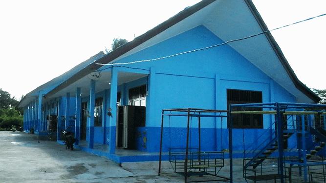 Gedung PAUD Handayani Biak
