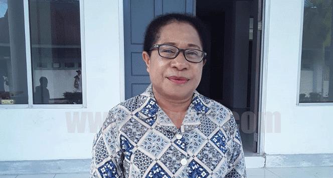 Maria Marice Rumbino, SKM, MPH, Kepala Prodi D3 Keperawatan Kampus Biak