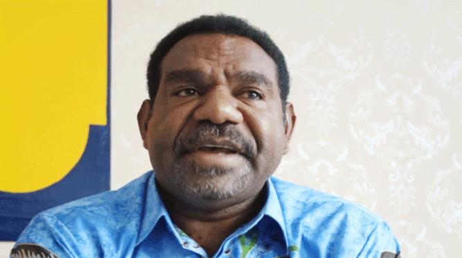 Kepala Dinas PUPR Papua, Gerius One Yoman
