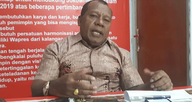 Garda Indonesia Apresasi Masyarakat Papua Menangkan Jokowi - Maruf