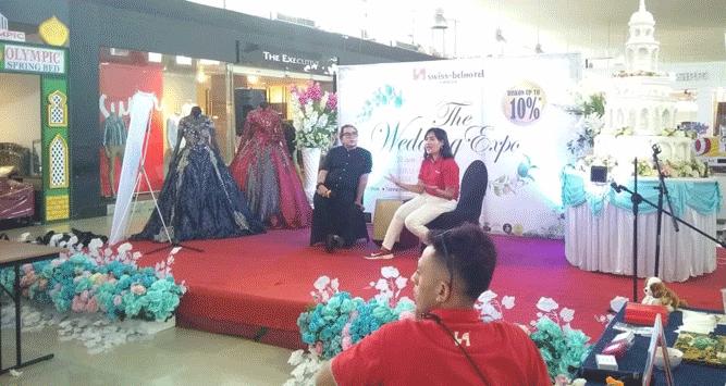 Swiss Bell Hotel Ambon menggelar The Wedding Expo di Maluku City Mall, 28 Juni - 2 Juli 2019