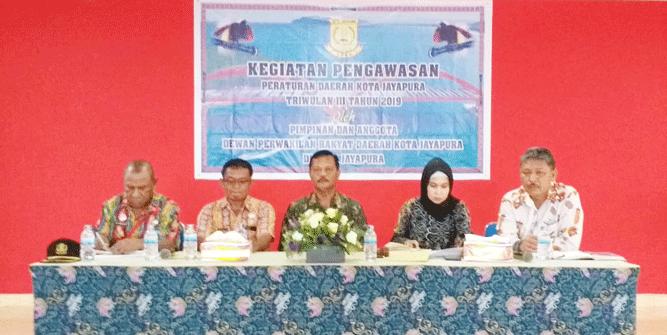 Dewan Kota Jayapura Soroti Soal Penegakan Perda Kebersihan