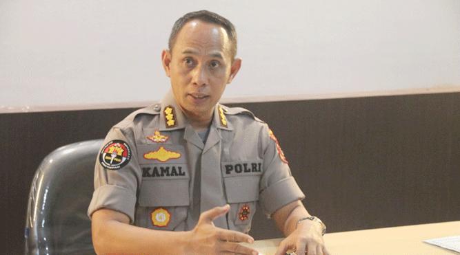 Kabid Humas Polda Papua Kombes Pol Drs. Ahmad Mustofa Kamal, SH