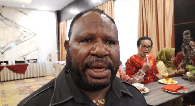 Anggota Komisi IV DPR Papua Thomas Sondegau