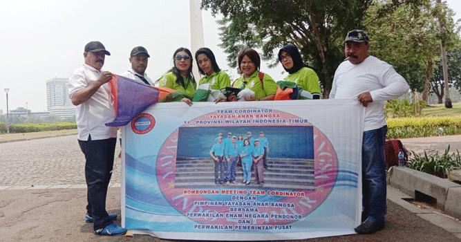 Pengurus YAB Wilayah 11 Provinsi Indonesia Timur