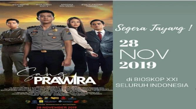 """film """"Sang Prawira"""" yang akan tayang perdana pada 28 November 2019 di seluruh bioskop Indonesia"""