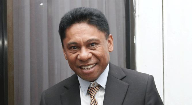 Sekretaris Daerah Lanny Jaya, Christian Sohilait