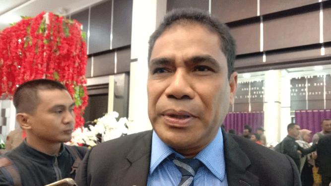 Sekretaris Daerah Papua TEA. Hery Dosinaen