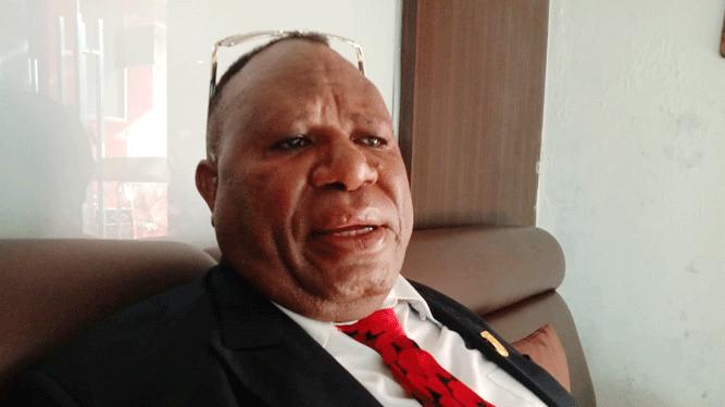 Legislator Papua, Thomas Sondegau, ST