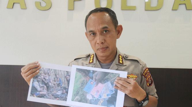 Kabid Humas Polda Papua Kombes Pol Drs. AM. Kamal, SH