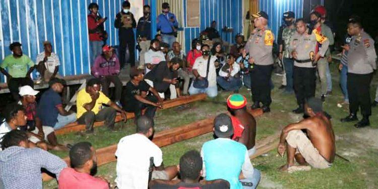 Kapolda Papua Mediasi pertikaian warga di Distrik Abepura