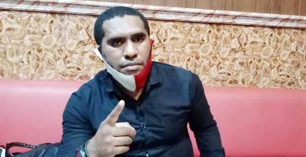 Tokoh Pemuda Papua Ali Kabiay