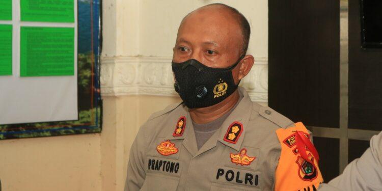 Ketua Koordinator Penegakkan Hukum Satgas Covid -19 Kota Jayapura, AKBP Supraptono