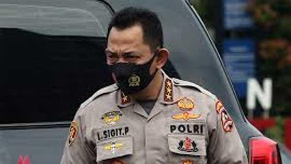 Komisaris Jenderal Pol Listyo Sigit Prabowo