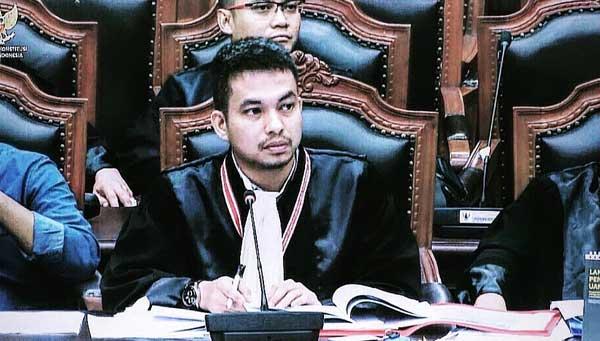 Tim Kuasa Hukum PMK2 Rahmat Taufit, SH