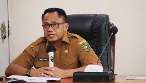 Sekretaris Daerah Maluku Kasrul Selang