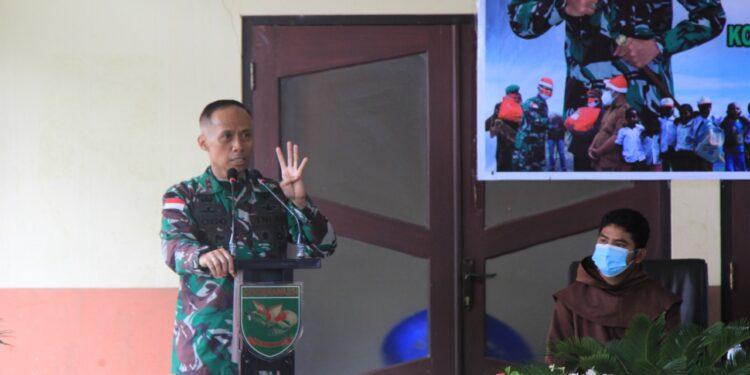 Pangdam XVII/Cenderawasih, Mayjen TNI. Ignatius Yogo Triyono, MA