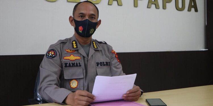 Kabid Humas Polda Papua, Kombes Pol. Ahmad Musthofa Kamal