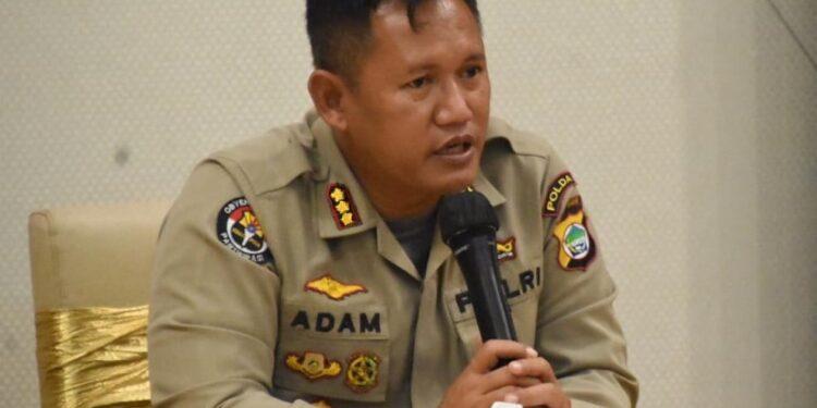 Kabid Humas Polda Papua Barat Kombes Pol Adam Erwindi,S.I.K.,M.H.(Foto : Ist)