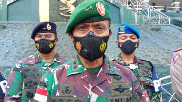 Pangdam XVII/Cenderawasih, Mayjen TNI. Ignatius Yogo Triyono