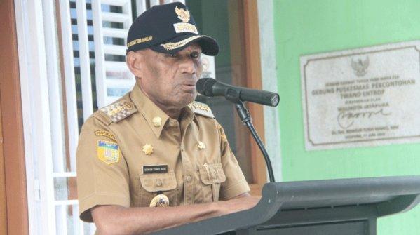 DR. Benhur Tomi Mano, MM. Foto: Dharapos Papua