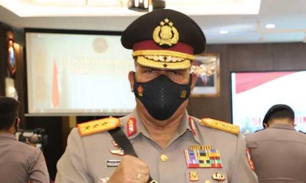 Komisaris Jenderal Pol Drs. Paulus Waterpauw