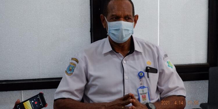 Jubir Satgas COVID-19 Papua Barat dr Arnold Tiiniap.(Foto : Istimewa)