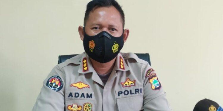 Kabid Humas Polda Papua Barat Kombes Pol Adam Erwindi,S.I.K.,M.H.(Foto : Bid Humas Polda PB)