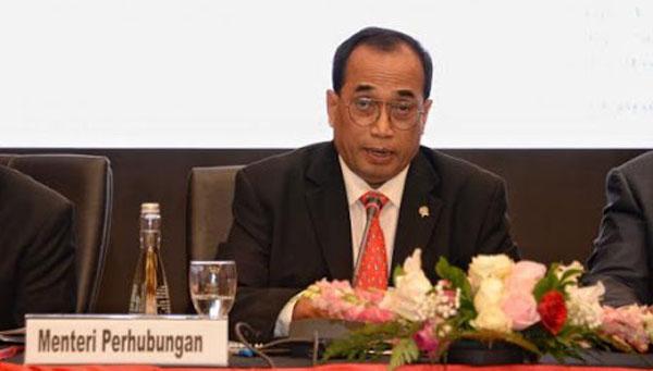 Menteri Perhubungan RI Budi Karya Sumadi