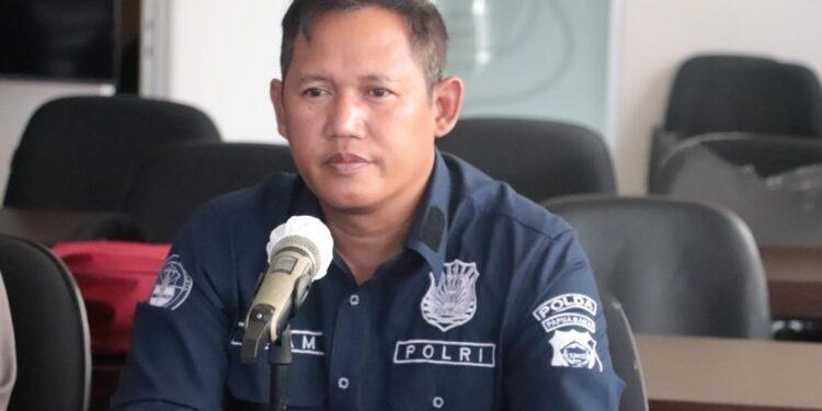 Kabid Humas Polda Papua Barat Kombes Pol Adam Erwindi,S.I.K.,M.H.(Foto : Humas Polda PB)
